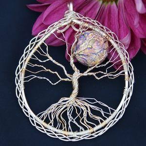 Jewelry - Tree of Life Pendant